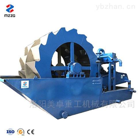 广东洗砂设备厂家  阳江大型山砂洗砂机供应