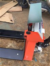 SCS-2T2T液压叉车称,带标签打印叉车磅