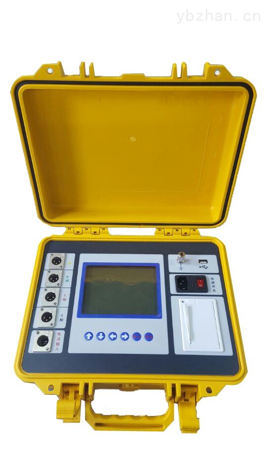 全自动三相电容电感测试仪