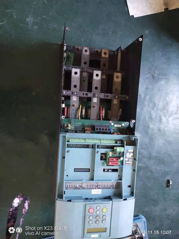 派克591开机炸可控硅维修