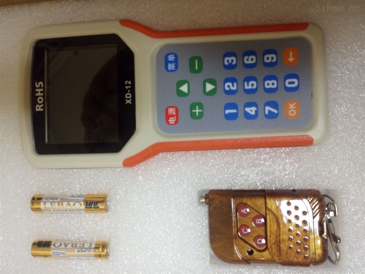 无线电子磅控制器