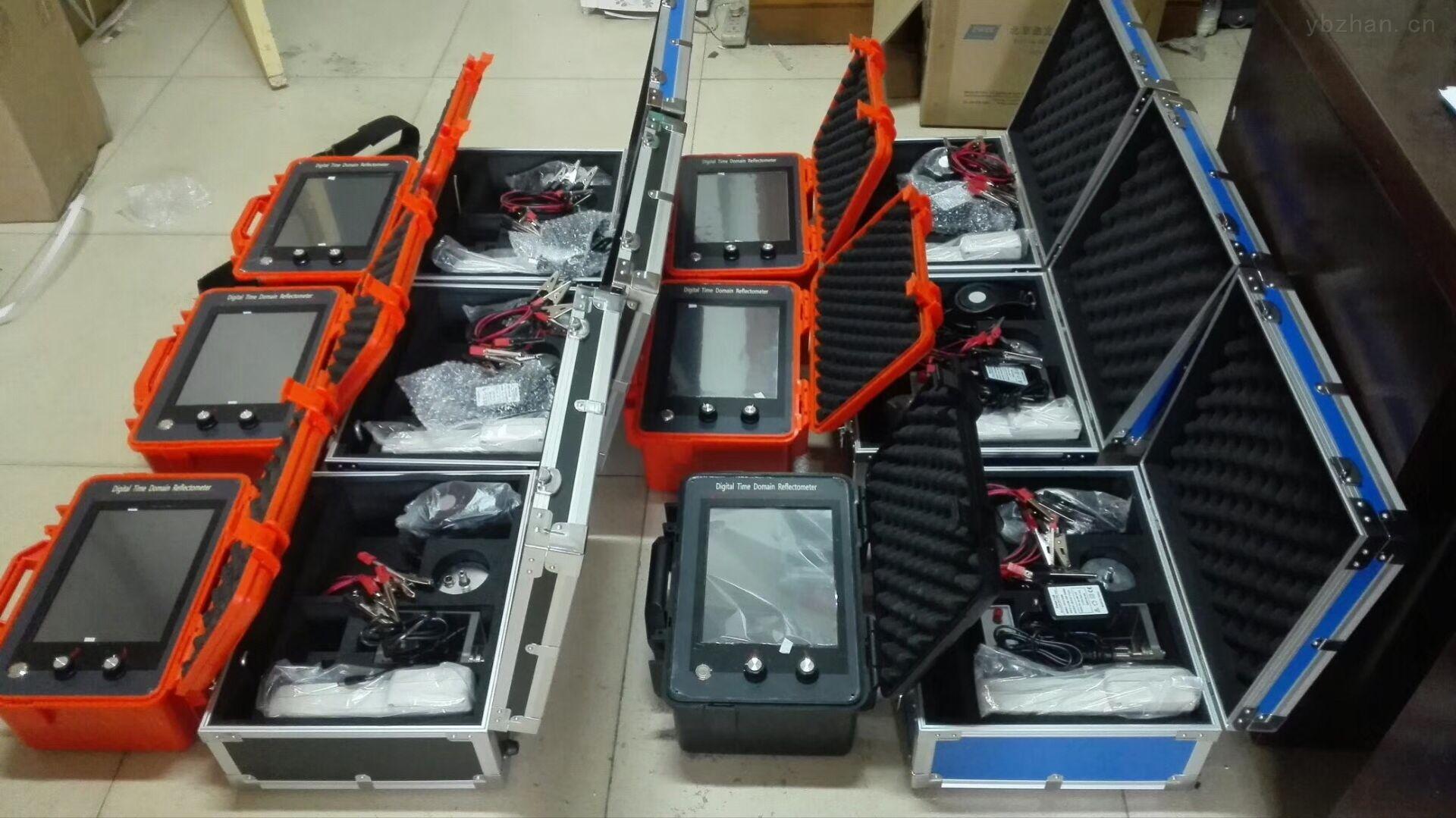 JY多次脉冲电缆故障测试仪