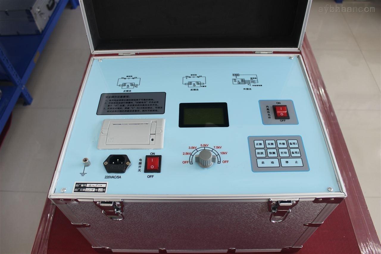 触摸式JY介质损耗测试仪