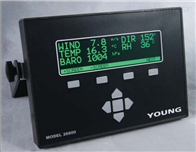 26800美国R.M.YOUNG 气象传感器气象控制台