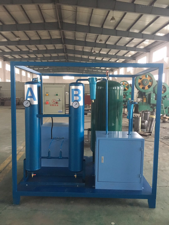 干燥空气发生器装置工作原理