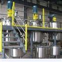 佛山盘式/电加热反应釜强力分散机生产线