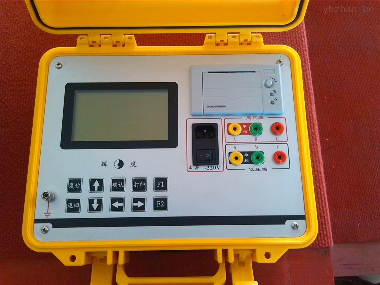 扬州市高精度变压器变比测试仪