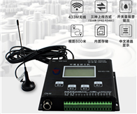 RS-XJZ-100无线电温湿度主机机房监控系统