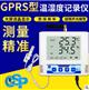 GPRS温湿度传感器变送器远程记录仪