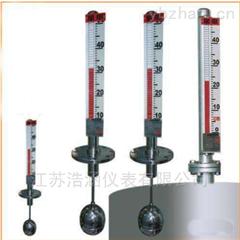 GSH-法兰连接法兰连接顶装磁翻板液位计