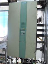 6RA7093跳闸修理西门子变频器合不了闸烧保险维修(当天修好