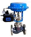 氣動單座調節閥,薄膜式調節壓力介質閥
