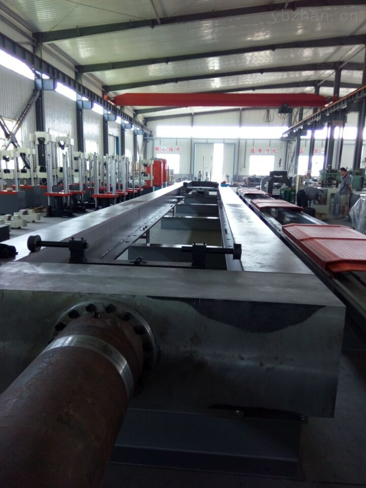 石油钻井钢丝绳抗拉强度试验机