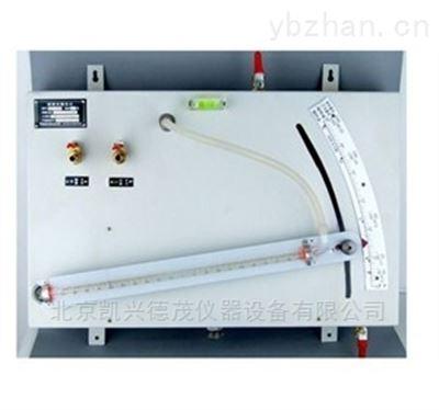 TH-130倾斜式微压计又名单管倾斜压计可过检
