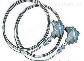WRNK-330活动卡套螺纹铠装热电偶