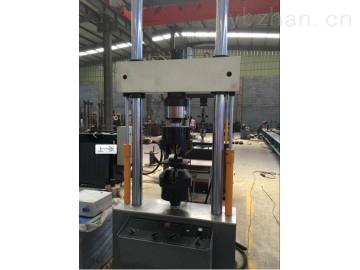 电液伺服发动机悬置疲劳试验台