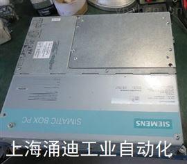 PCU50坏西门子工控机数字不动死机维修