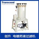 镀液过滤机,创升更稳定、更环保。