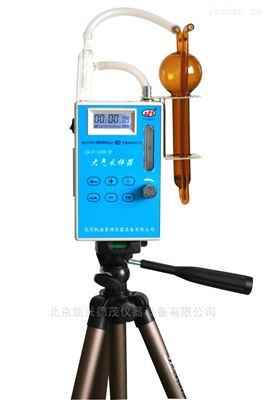 QCD-3000空气大气采样器环境微生物气体采器使用方便