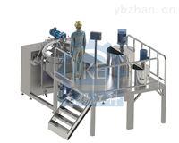 西点酱高剪切乳化机系统