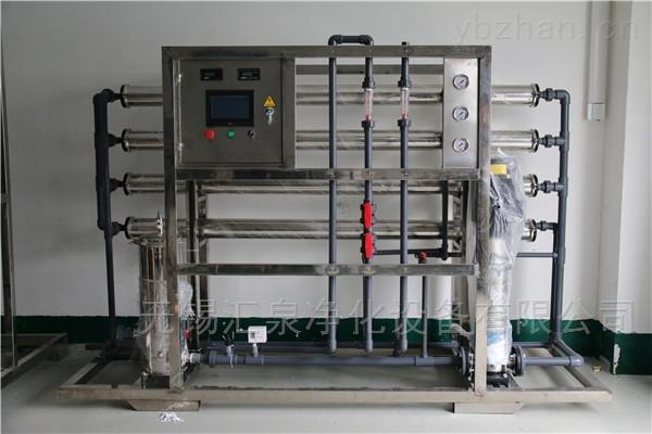 全自动-供应昆山啤酒生产用反渗透纯水设备