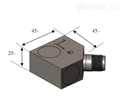 三軸振動傳感器JFXZD-FB-3