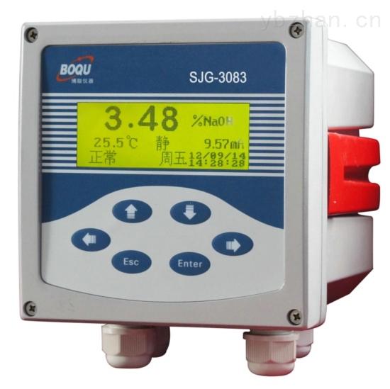 在线盐酸/氢氧化钠浓度分析仪