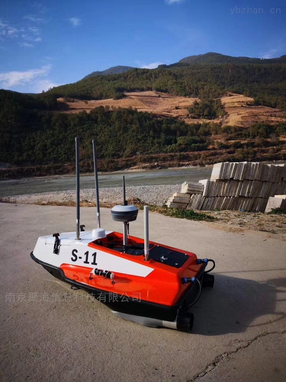 无人船|水深测量|水质监测|暗管排查