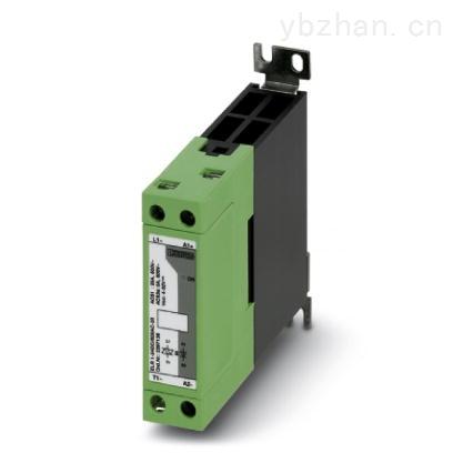 Phoenix固态接触器 ELR 1-24DC/600AC-30 - 2297154