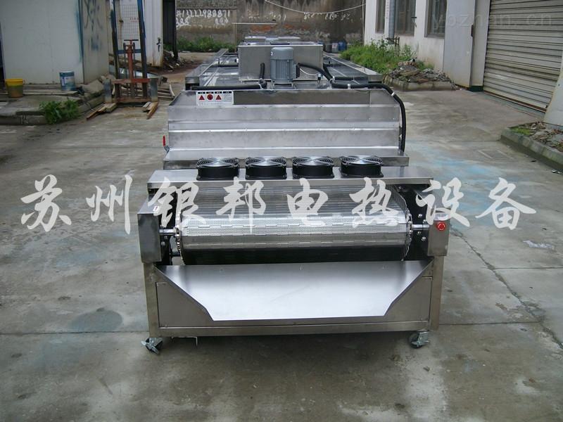 可调式隧道式烘箱 运行平稳隧道烘箱 电加热隧道式烘干机