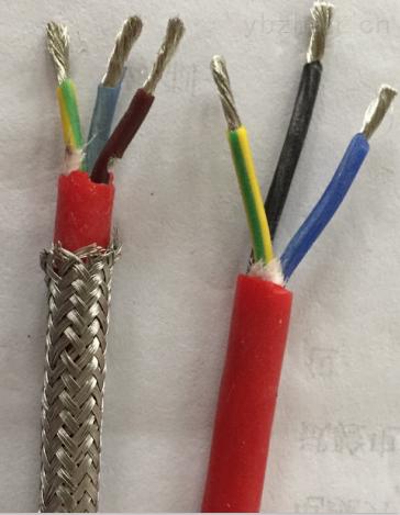 绝缘硅橡胶护套电缆