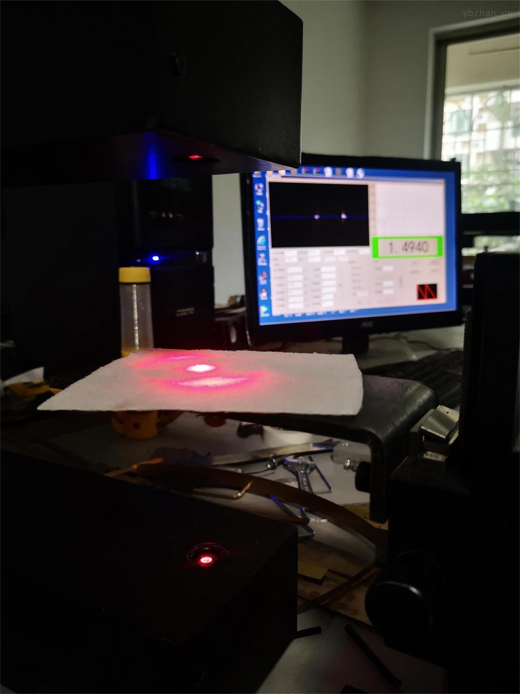 FMLJC-300-凤鸣亮视觉瑕疵探查光学表面缺陷在线检测仪