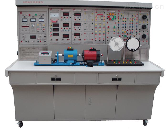 TW-DJZ型电机装配与运行控制实训考核装置