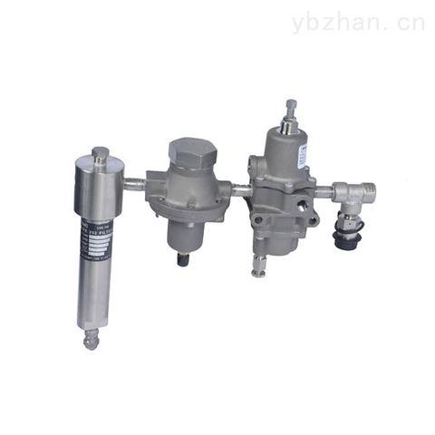 Fisher™ 1367 型高压仪表供气系统