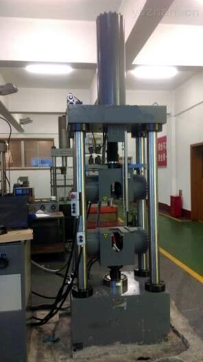 100吨液压弯曲试验机