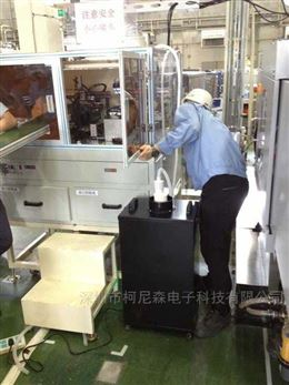 激光喷码抽烟机激光机产生的废气该怎样处理