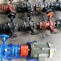 树脂泵双螺带