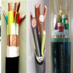 ZR-BPYJVP3*95+1*50变频电缆