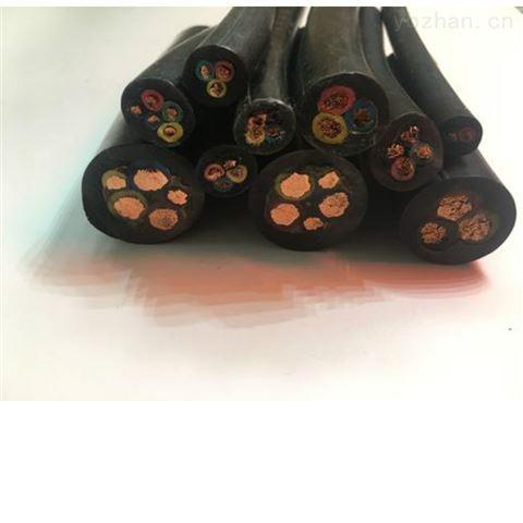 JHS防水橡套电缆JHSB扁电缆3*35价格