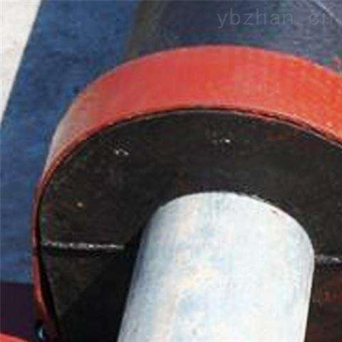 空调管道木托 管托和铁卡抱箍