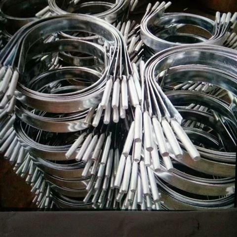 镀锌管PPR管管道木托 无缝管用木托