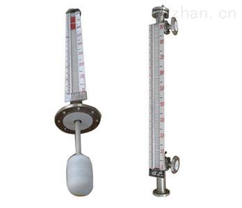 耐高温顶装磁翻板液位计