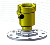 吹掃型雷達物位計,抗粉塵雷達料位計