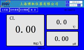 YLG-2058X医院PH余氯检测仪