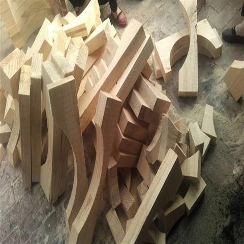 空调木托的分类使用 管道木托分类
