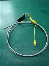WRN K-187型手柄式铠装热电偶
