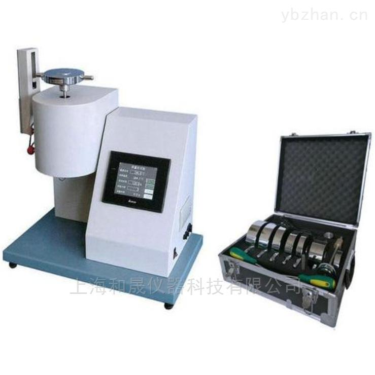 和晟体积法熔体流动速率测试仪