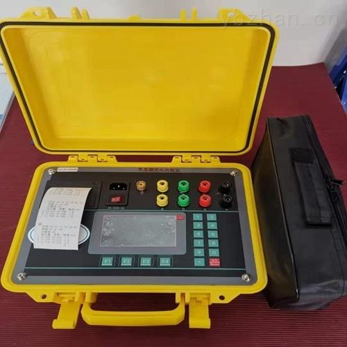五级承装修试设备清单/变压器变比测试仪