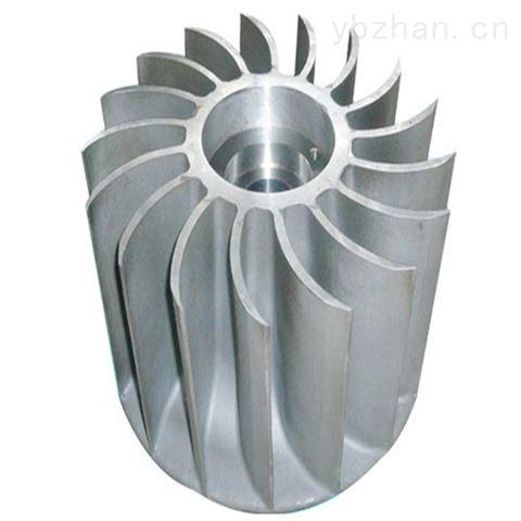 Cu70-Ni30轴流叶轮熔模铸造件