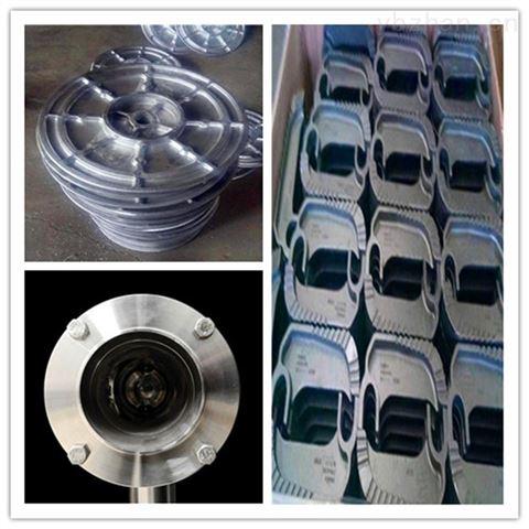 Cr25Ni37扇形齿轮压力铸造件
